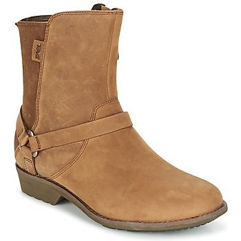 Zapatos Mujer Botas de caña baja Teva DE LA VINA DOS Marrón