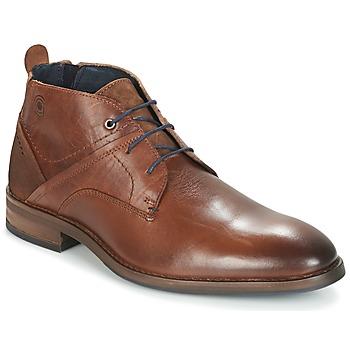 Zapatos Hombre Botas de caña baja Casual Attitude HOKIS Marrón
