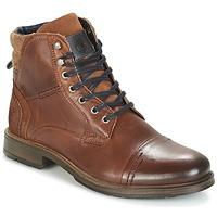 Zapatos Hombre Botas de caña baja Casual Attitude HOKES Marrón