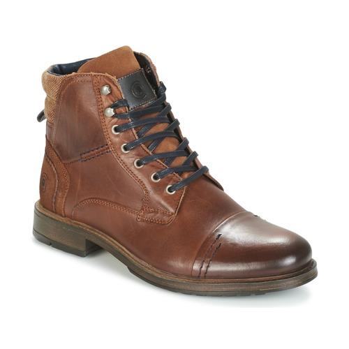 Zapatos especiales para hombres y mujeres Casual Attitude HOKES Marrón