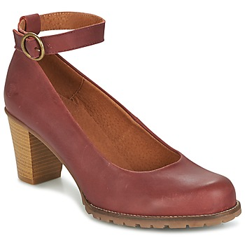 Zapatos Mujer Zapatos de tacón Casual Attitude HARCHE Burdeo