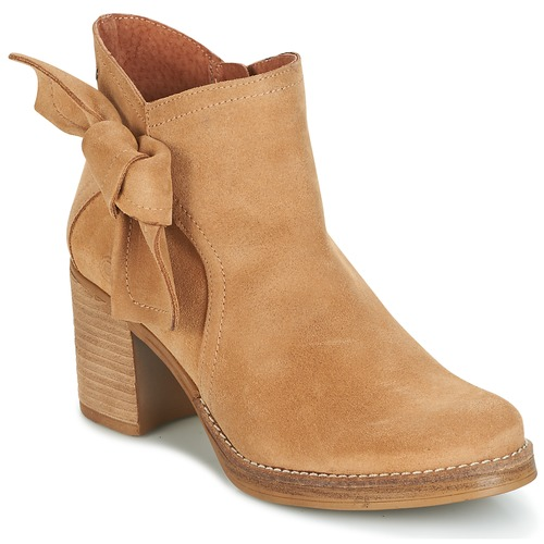 Los zapatos más populares para hombres y mujeres Zapatos especiales Casual Attitude HIRCHE Beige