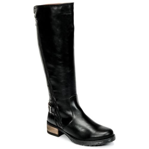 Zapatos Attitude especiales para hombres y mujeres Casual Attitude Zapatos HAPO Negro - Envío gratis Nueva promoción - Zapatos Botas urbanas Mujer 056b76