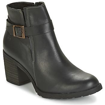 Zapatos Mujer Botines Casual Attitude HERMINETTE Negro