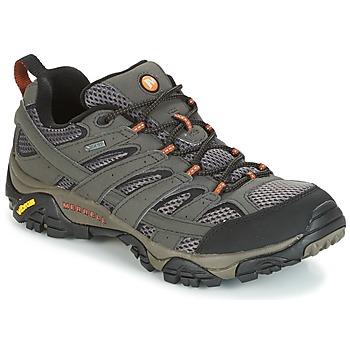 Zapatos Hombre Senderismo Merrell MOAB 2 GTX Gris