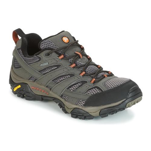 Zapatos especiales para hombres y mujeres Merrell MOAB 2 GTX Gris