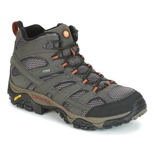 Descuento por tiempo limitado Merrell 2 MOAB 2 Merrell MID GTX Gris - Envío gratis Nueva promoción - Zapatos Senderismo Hombre e5d83c