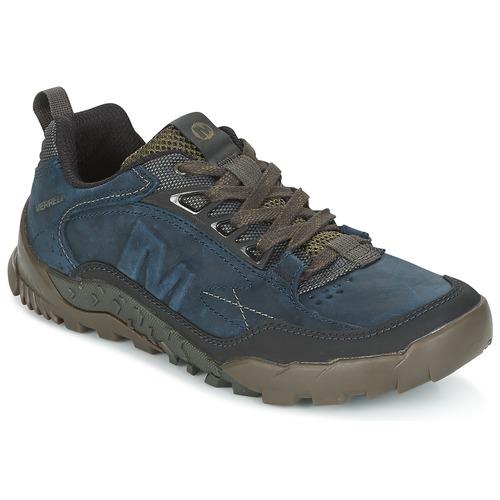 Zapatos especiales para hombres y mujeres Merrell ANNEX TRAK LOW Azul