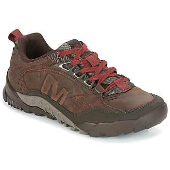 Zapatos Hombre Senderismo Merrell ANNEX TRAK LOW Marrón