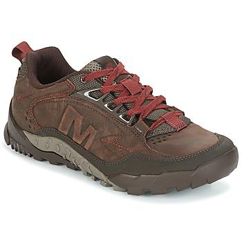 Zapatos Hombre Multideporte Merrell ANNEX TRAK LOW Marrón