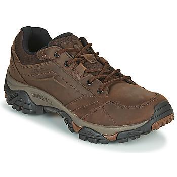 Zapatos Hombre Senderismo Merrell MOAB VENTURE LACE Marrón
