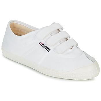 Zapatos Zapatillas bajas Kawasaki BASIC VELCRO Blanco