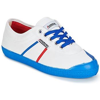 Zapatos Hombre Zapatillas bajas Kawasaki BASIC FANTASY Blanco / Azul