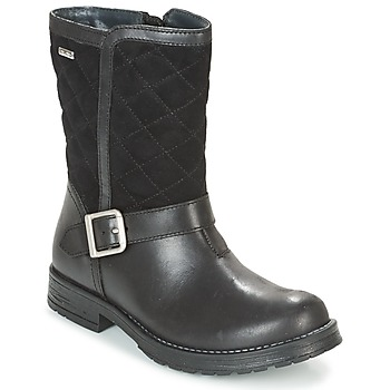 Zapatos Niña Botas urbanas Start Rite AQUA JESSIE Negro