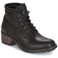 Zapatos Mujer Botas urbanas PLDM by Palladium CARTHY CMR Negro