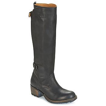 Zapatos Mujer Botas urbanas PLDM by Palladium CUBWAY CMR Negro