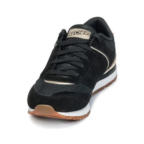 Bajas Skechers Zapatos Mujer NegroDorado Zapatillas Sunlite Yf76bvgy