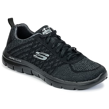 Zapatos Hombre Fitness / Training Skechers FLEX ADVANTAGE 2.0 - Negro