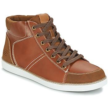 Zapatos Hombre Zapatillas altas Skechers MENS USA Camel