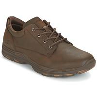 Zapatos Hombre Zapatillas bajas Skechers MENS USA Marrón