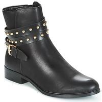 Zapatos Mujer Botas de caña baja Buffalo NIPATE Negro