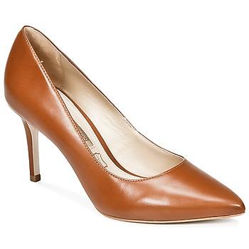 Zapatos Mujer Zapatos de tacón Buffalo SEMI CROMO Cognac