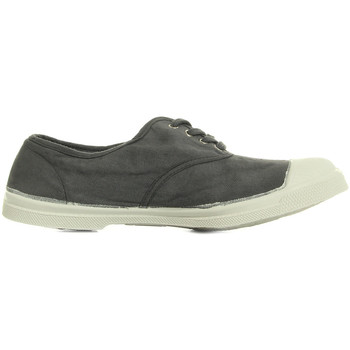 Zapatos Mujer Deportivas Moda Bensimon Tennis Lacets Gris