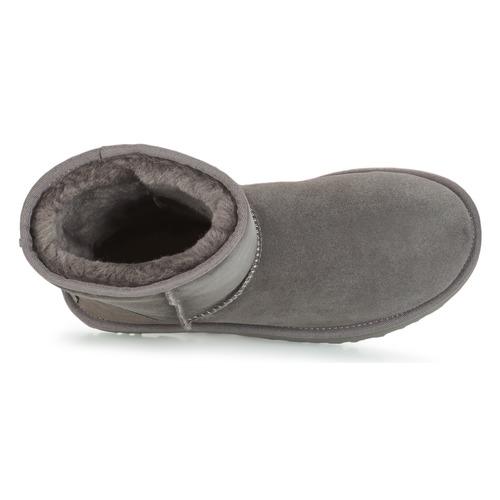 Classic Botas Baja Ugg Mujer Zapatos Short Caña Gris Ii De RAjL543