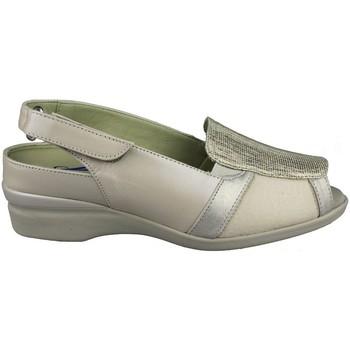 Zapatos Mujer Sandalias Dtorres ROCIO E1 BEIGE