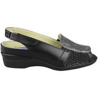 Zapatos Mujer Sandalias Dtorres ROCIO E1 NEGRO