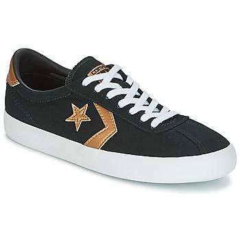 Zapatos Mujer Zapatillas bajas Converse BREAKPOINT OX Negro / Gold