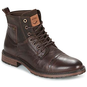 Zapatos Hombre Botas de caña baja Dockers by Gerli LOBRE Marrón