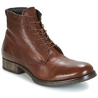 Zapatos Hombre Botas de caña baja Moma CUSNA COPPER Marrón