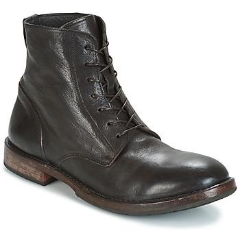 Zapatos Hombre Botas de caña baja Moma CUSNA T MORO Marrón