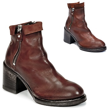 Zapatos Mujer Botines Moma CUSNA COPPER Marrón