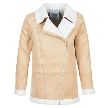 textil Mujer Abrigos Betty London HARMI Beige