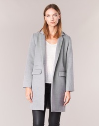 textil Mujer Abrigos Betty London HODISSE Gris