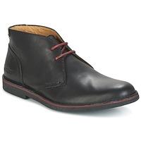 Zapatos Hombre Botas de caña baja Kickers MISTIC Negro
