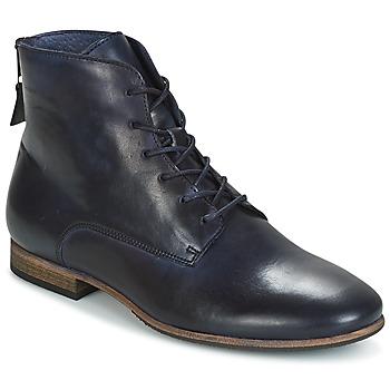 Zapatos Mujer Botas de caña baja Kickers GAMEGIRL Marino