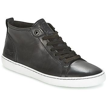 Zapatos Mujer Zapatillas bajas Kickers REVIEW Negro