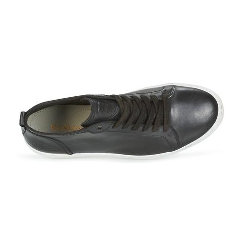 Descuento de la marca Zapatos especiales Kickers REVIEW Negro