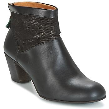 Zapatos Mujer Botines Kickers SEETY Negro