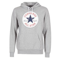 textil Hombre sudaderas Converse CORE GRAPHIC PULLOVER HOODIE Gris