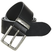 Accesorios textil Hombre Cinturones Levi's NEW ALBERT Negro