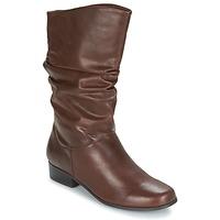 Zapatos Mujer Botas urbanas Spot on LAVAS Camel