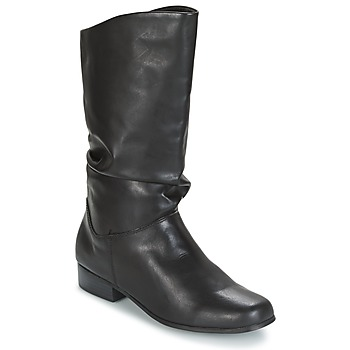 Zapatos Mujer Botas urbanas Spot on DIURO Negro
