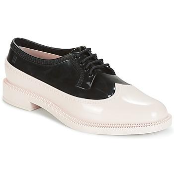 Zapatos Mujer Derbie Melissa CLASSIC BROGUE AD. Rosa / Negro