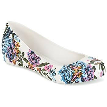 Zapatos Mujer Bailarinas-manoletinas Melissa ULTRAGIRL 3DB Ad. Blanco