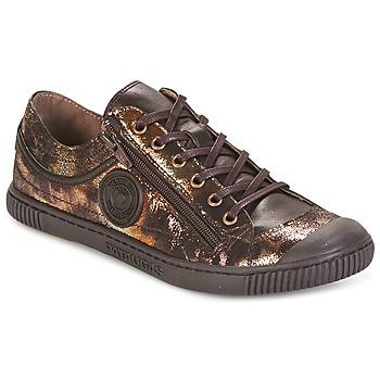Zapatos Mujer Zapatillas bajas Pataugas BISK Bronce