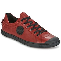 Zapatos Mujer Zapatillas bajas Pataugas BOHEM Rojo